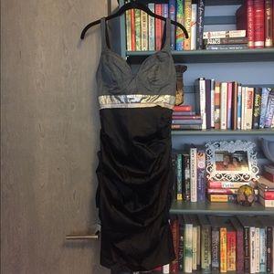 Nicole Miller Bustier Top Dress size 4